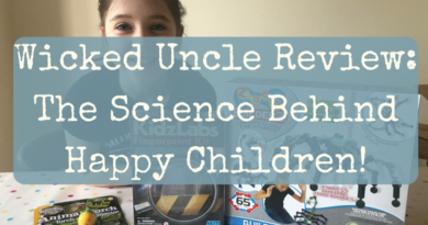 Wicked Uncle Review: The Science Behind Happy Children!