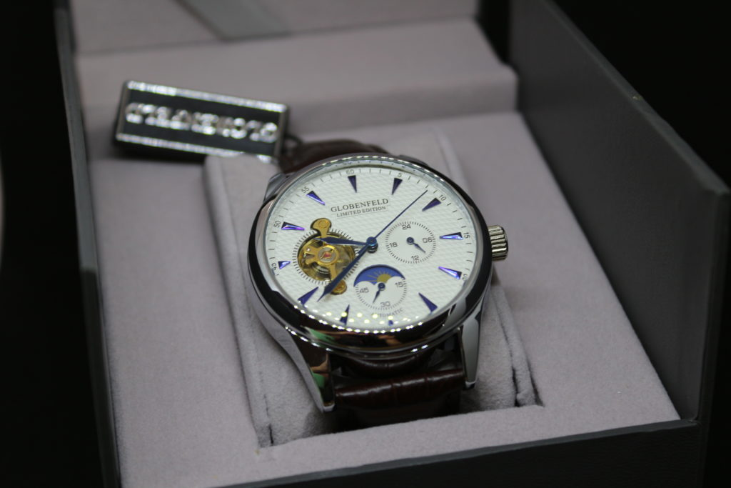 Globenfeld Automatic Watch