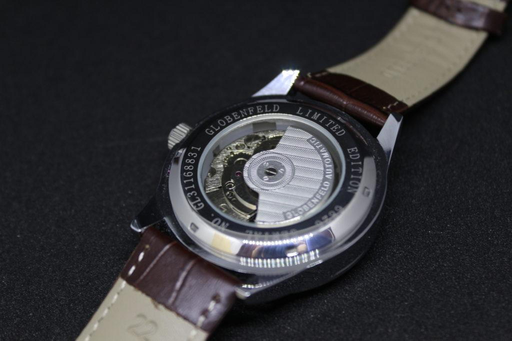 Back - Globenfeld Automatic Watch