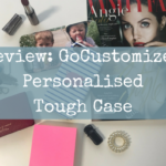 Review: GoCustomized Personalised Tough Case