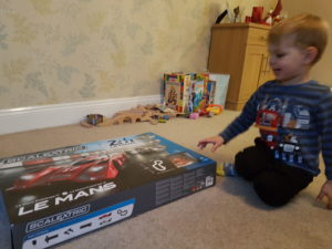 Scalextric Le Mans Sports Cars box