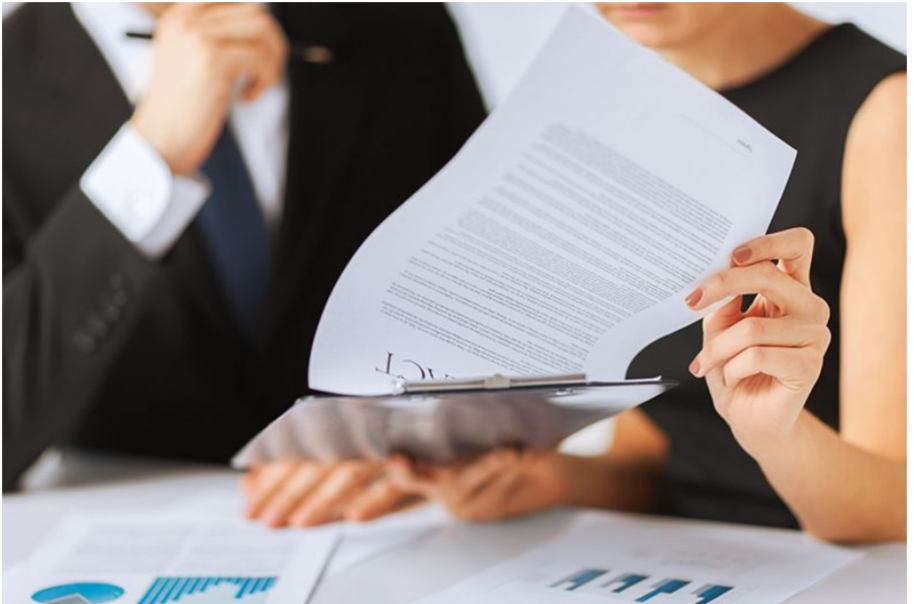 Administrative Procedures When Renting And Returning Office