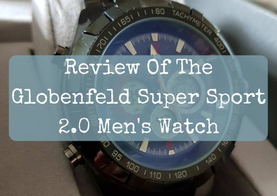 Review Of The Globenfeld Super Sport 2.0 Men's Watch