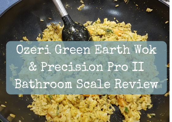 Ozeri Green Earth Wok & Precision Pro II Bathroom Scale Review