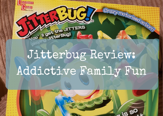 Jitterbug Review: Addictive Family Fun