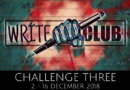 Write Club: Challenge Three
