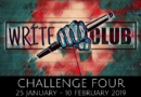Write Club Challenge Four