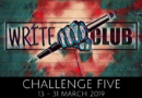 Write Club Challenge Five