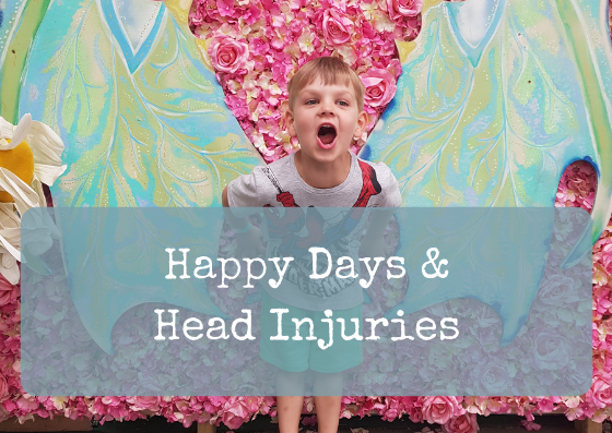 Happy Days & Head Injuries