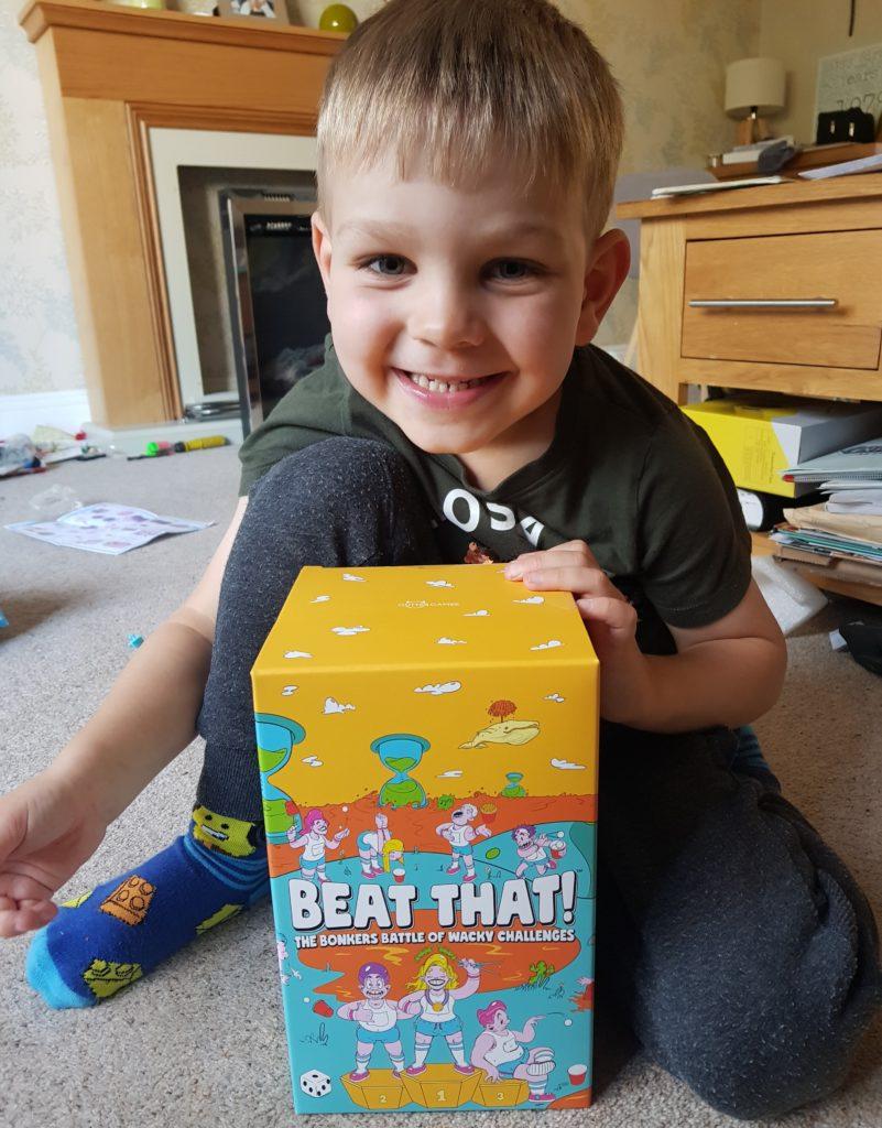 Beat That! game box