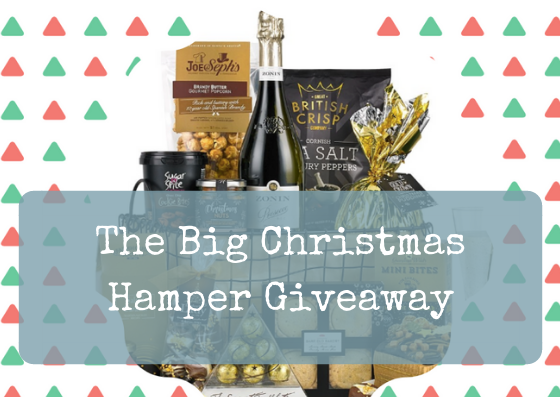The Big Christmas Hamper Giveaway
