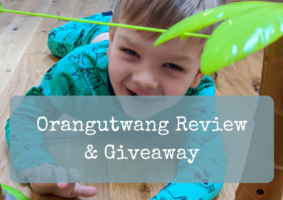 Orangutwang Review & Giveaway