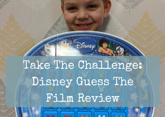 Take The Challenge: Disney Guess The Film Review