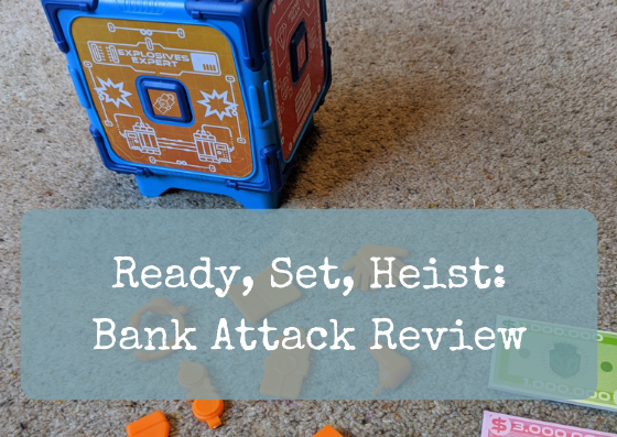 Ready, Set, Heist: Bank Attack Review