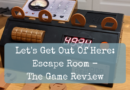Let's Get Out Of Here: Escape Room – The Game Review