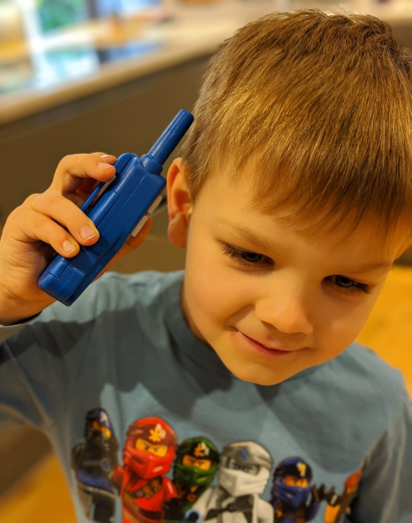 Discovery digital walkie talkies review