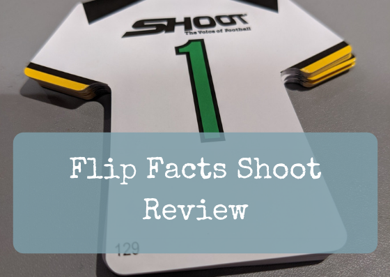 Flip Facts Shoot Review