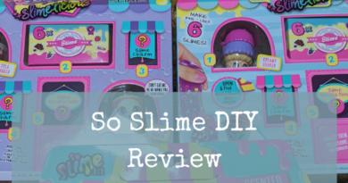 So Slime DIY Review