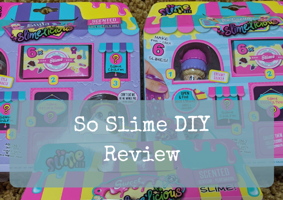 So Slime DIY Review
