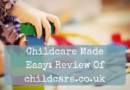 Childcare Made Easy: Review Of childcare.co.uk