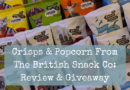 Crisps & Popcorn From The British Snack Co: Review