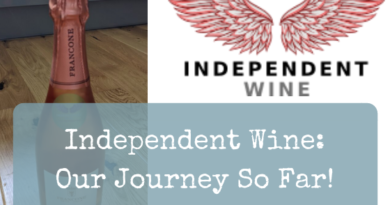 Independent Wine: Our Journey So Far!