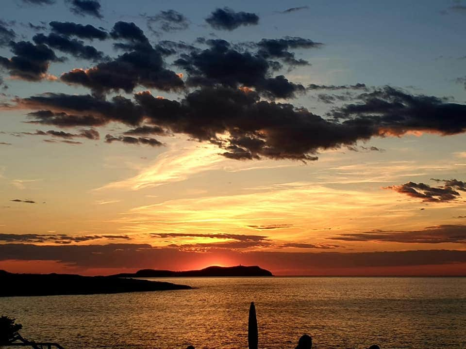 Beautiful Ibizan sunsets
