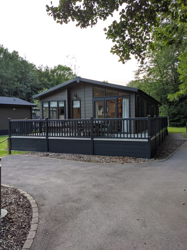 Our Bath Mill Lodge Retreat lodge - one of the most important aspects of UK holidays