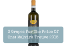 3 Grapes For The Price Of One: Malvirà Treuve 2015