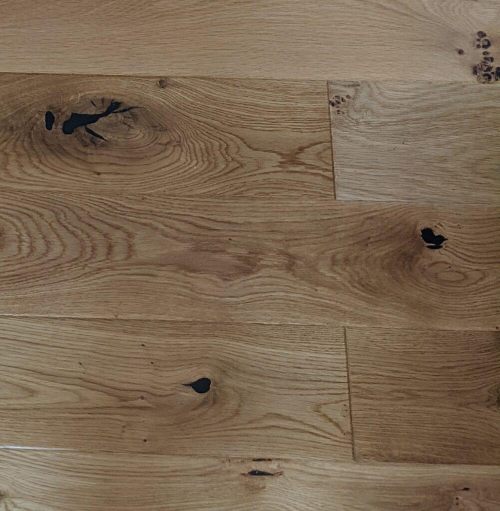 Solid wood v Engineered Wood