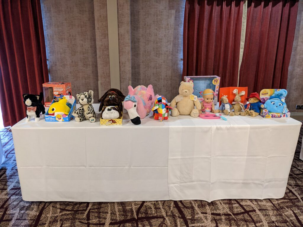Toy Awards Plush