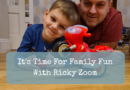 It's Time For Family Fun With Ricky Zoom