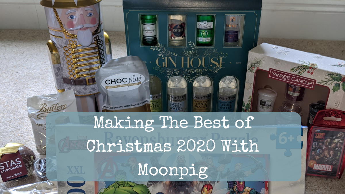Making The Best of Christmas 2020 With Moonpig
