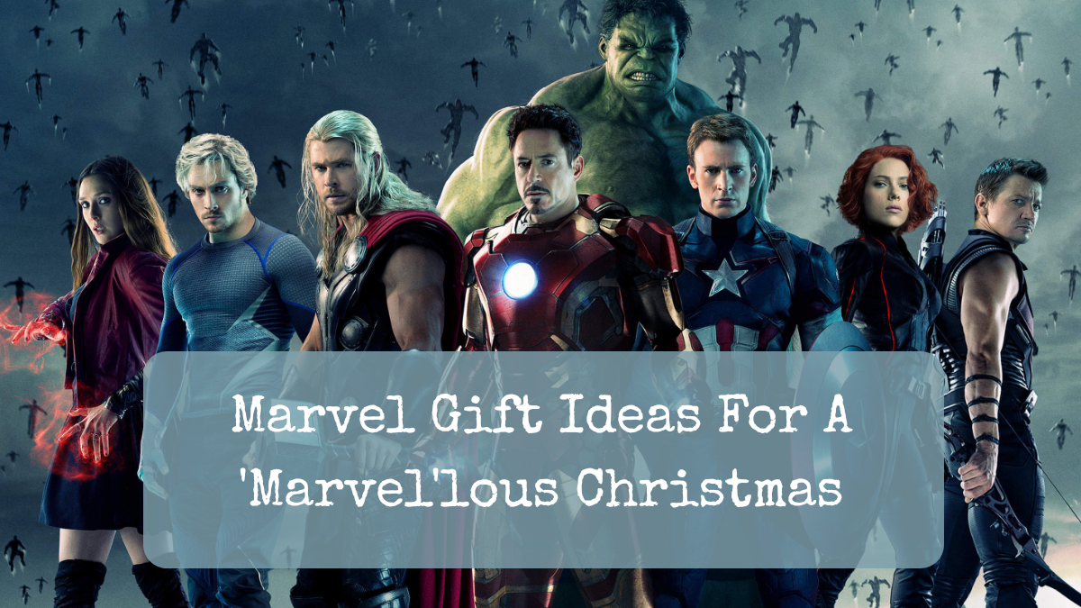 Marvel Gift Ideas For A 'Marvel'lous Christmas
