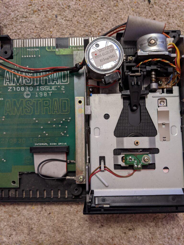 Spectrum Disk Drive