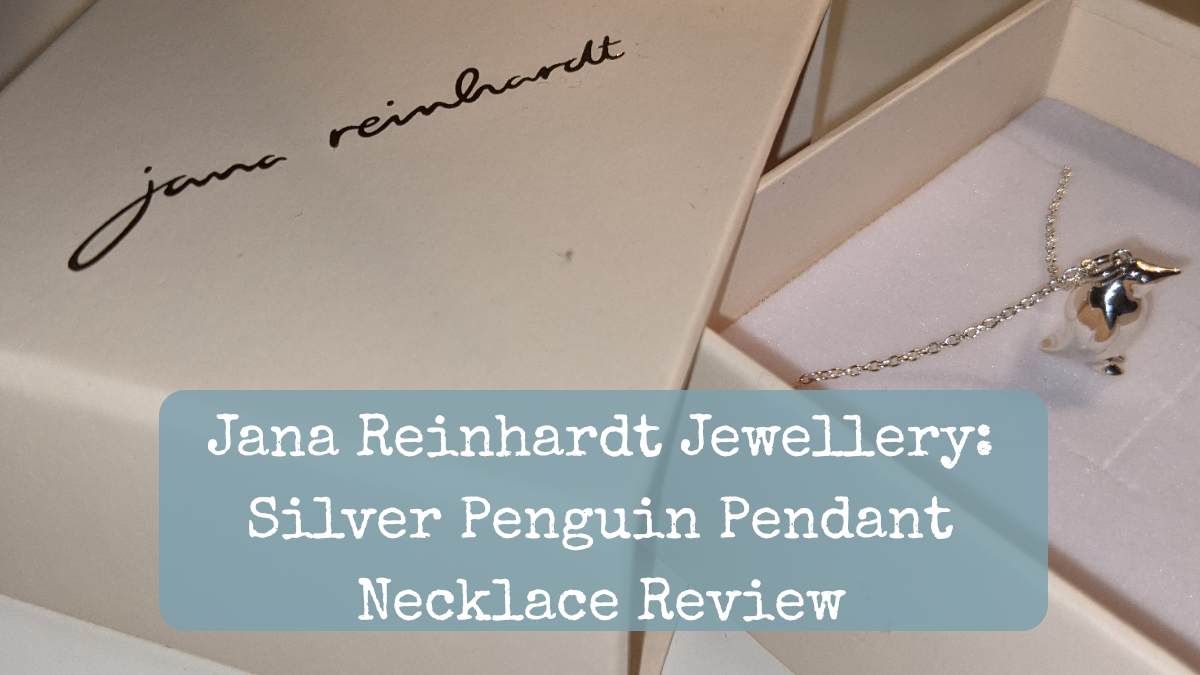 Jana Reinhardt Jewellery: Silver Penguin Pendant Necklace Review