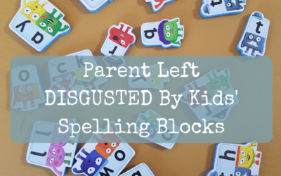 Parent Left DISGUSTED By Kids' Alphablocks