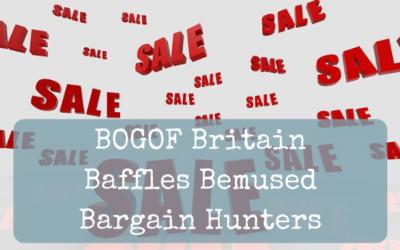 BOGOF Britain Baffles Bemused Bargain Hunters