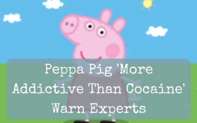 Peppa Pig Addiction 'Worse Than Cocaine' Warn Experts