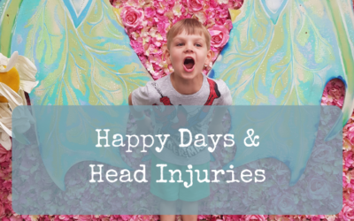 Happy Days & Head Injuries