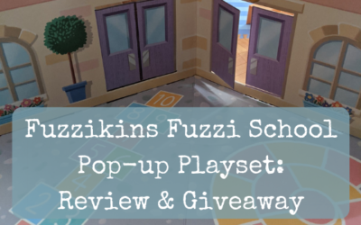 Fuzzikins Fuzzi School Pop-up Playset: Review