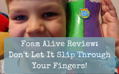 Foam Alive Review: Don't Let It Slip Through Your Fingers!