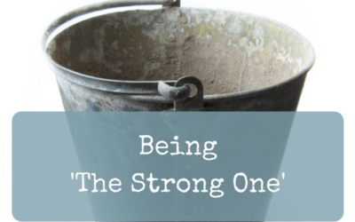 Being 'The Strong One'