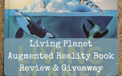 Living Planet Augmented Reality Book Review