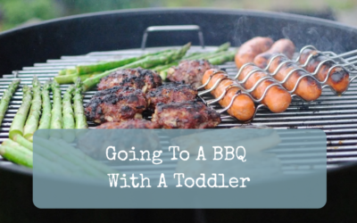 Going To A BBQ With A Toddler