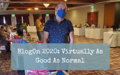 BlogOn 2020: Virtually As Good As Normal