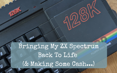 Bringing My ZX Spectrum Back To Life (& Making Some Cash…)