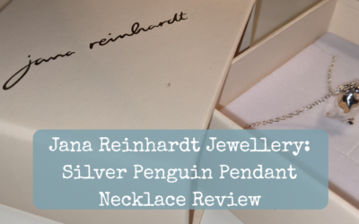 Jana Reinhardt Jewellery: Silver Penguin Pendant Necklace Review