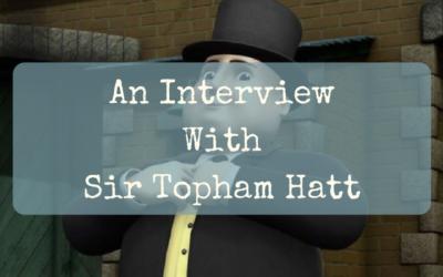 An Interview With Sir Topham Hatt