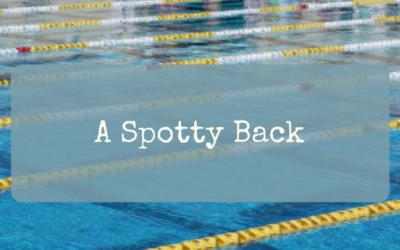 A Spotty Back